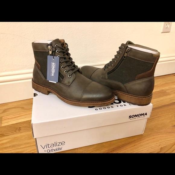 Sonoma Herring Mens Ankle Boots | Poshmark
